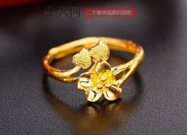 宁波旧黄金一克回收比新黄金低吗