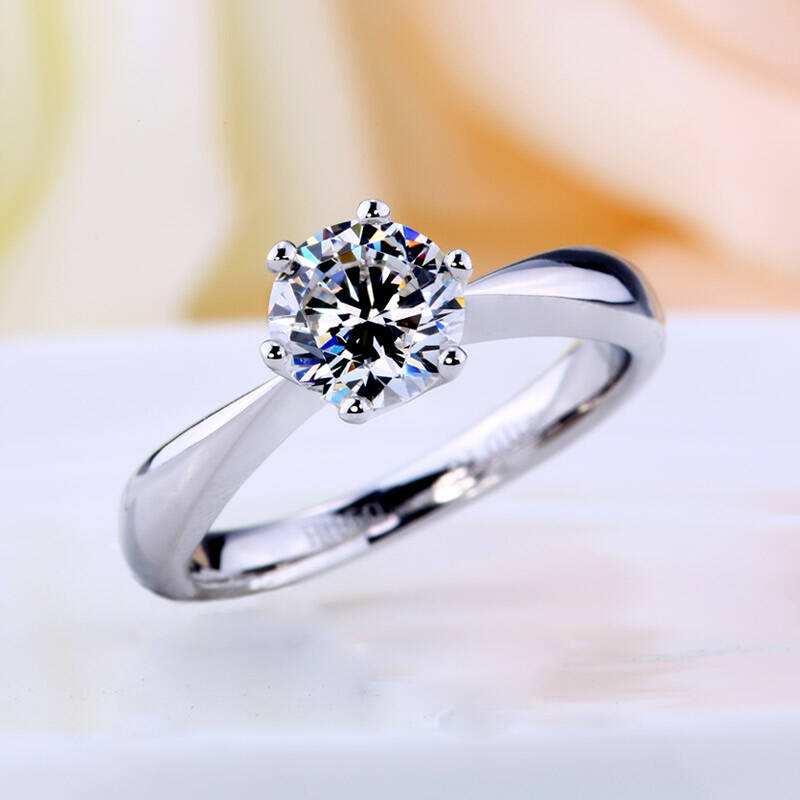 武汉钻石戒指一克拉回收