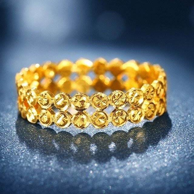 黄金首饰回收清洗保养的方法