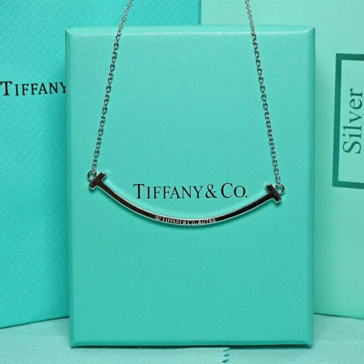 蒂芙尼钥匙系列钻石项链回收