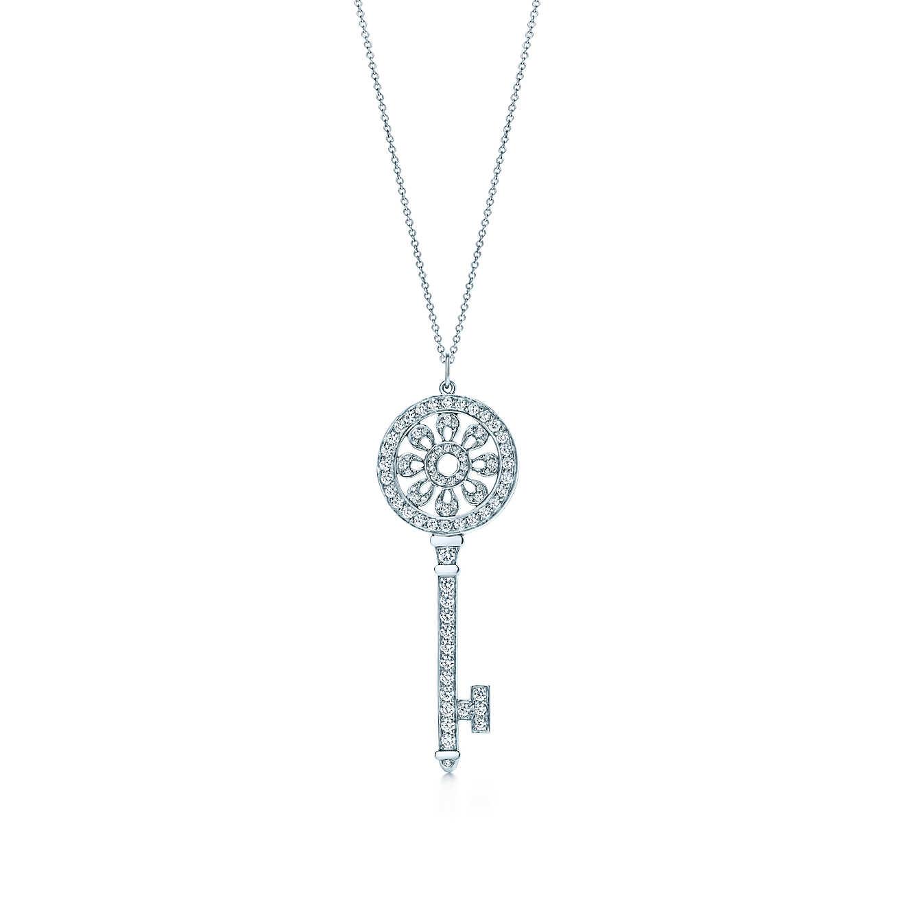 蒂芙尼钥匙项链可以回收多少折